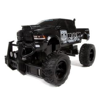Licensed Dodge Ram 2500 1:14 RC Monster Truck - Black