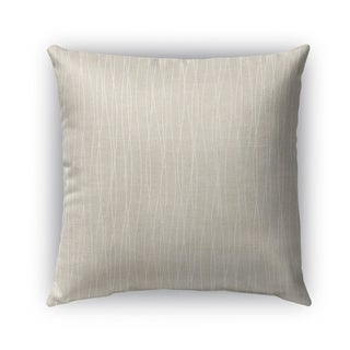 Kavka Designs ivory latina outdoor pillow with insert