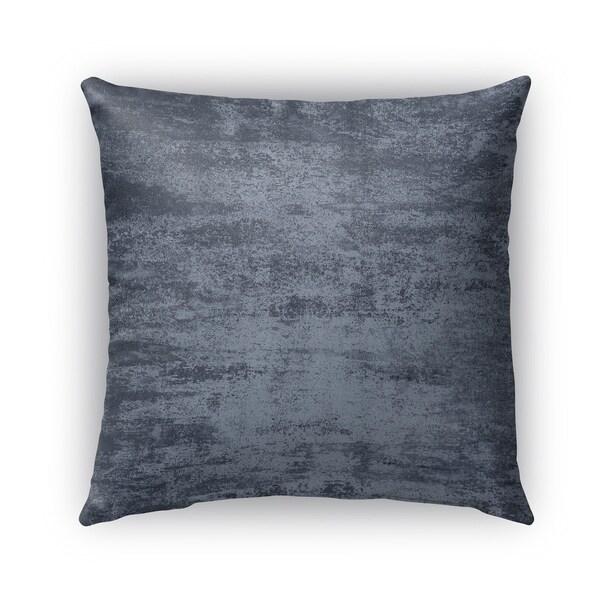 Kavka Designs blue gela outdoor pillow with insert