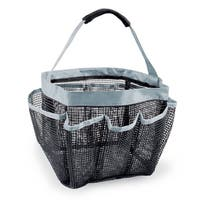 Grey Portable Shower Caddy