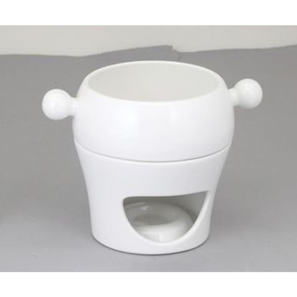 Ceramic Fondue Pot