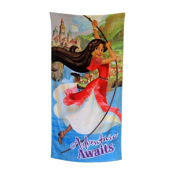 "Elena of Avalor ""Swing"" 28x58-inch Beach Towel"