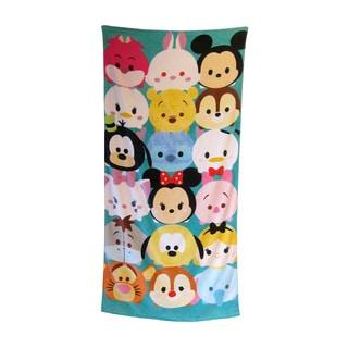 "Tsum Tsum ""Mash Up"" 28x58-inch Beach Towel"