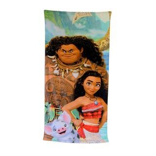 """Moana """"Maui Moana Pua"""" 28x58-inch Beach Towel"""