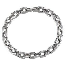 Stainless Steel Polished Link Bracelet