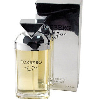 Iceberg Twice Women's 3.4-ounce Eau de Toilette Spray