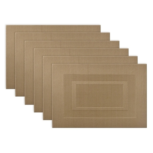 Double Bordered Placemat ( Set of 6)