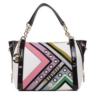 Nicole Lee Hafwen Multi-Colored Shoulder Handbag