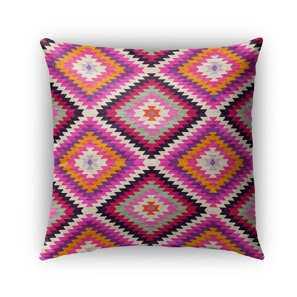 pink outdoor pillow covers