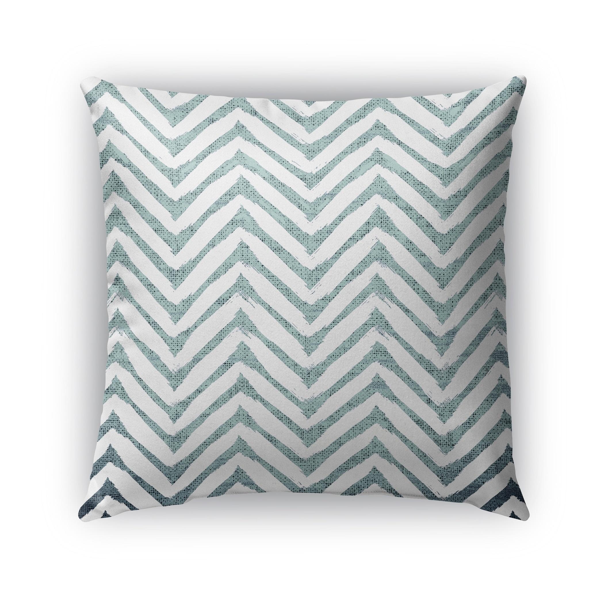 Blue Cambay Light Outdoor Pillow