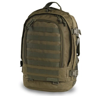 Link to Highland Tactical Rumble Heavy Duty Tactical Backpack Similar Items in Backpacks