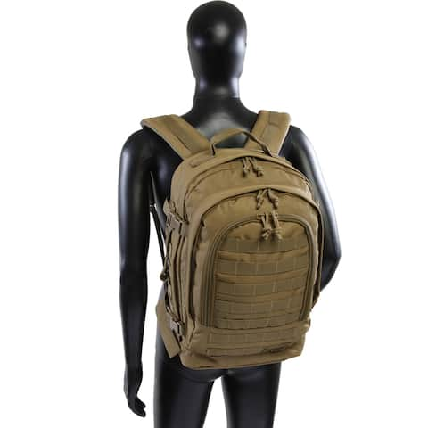 Highland Tactical Rumble Heavy Duty Tactical Backpack