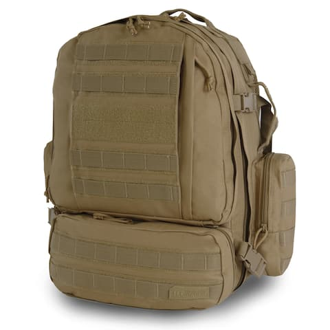 Highland Tactical Apollo Heavy Duty Tactical Backpack