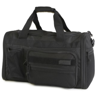 Highland Tactical Elite 20-inch Tactical Duffel Bag with 6-inch Expandability