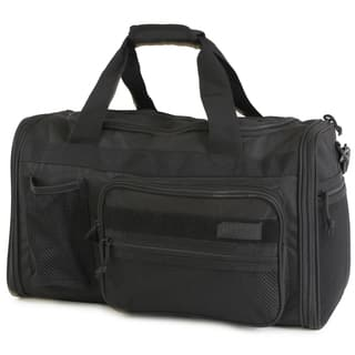 Highland Tactical Elite 20-inch Tactical Duffel Bag with 6-inch Expandability|https://ak1.ostkcdn.com/images/products/16963751/P23249989.jpg?impolicy=medium
