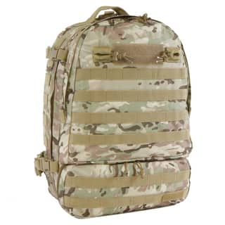 Highland Tactical Armour Heavy Duty Tactical Backpack|https://ak1.ostkcdn.com/images/products/16963786/P23250190.jpg?impolicy=medium