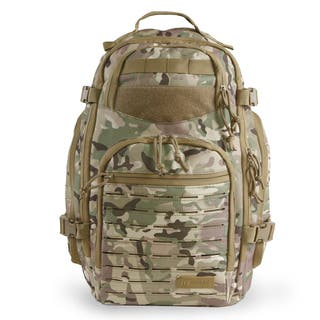Highland Tactical Roger Tactical Backpack with Laser Cut MOLLE Webbing (Option: Black)|https://ak1.ostkcdn.com/images/products/16963820/P23250184.jpg?impolicy=medium