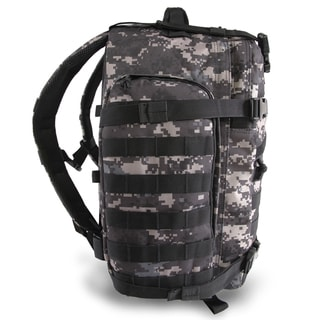 Highland Tactical Backlash Large Tactical Backpack with Hydration Compatibility