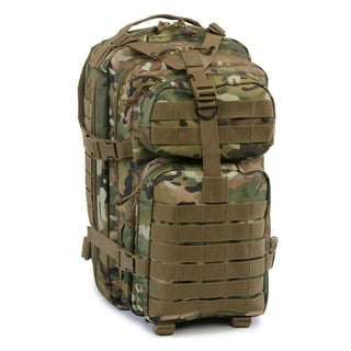 Highland Tactical Vantage Tactical Backpack with All-Around Compression Straps (3 options available)