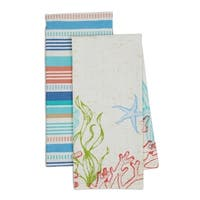 Lagoon Dishtowel (set of 2)