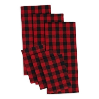 Logger Checks Heavyweight Dishtowel/Dishcloth (Set of 2)
