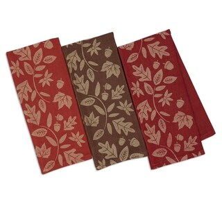 Harvest Vine Jacquard Dishtowel (Set of 3)