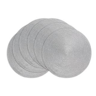Silver Braided Placemat ( Set of 6)/Charger|https://ak1.ostkcdn.com/images/products/16963882/P23250167.jpg?impolicy=medium