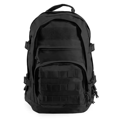 Highland Tactical Basecamp Heavy Duty Tactical Backpack