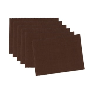 Chestnut Placemat ( Set of 6)
