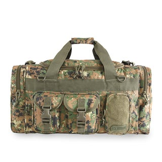 Highland Tactical Ranger 23-inch 7-Pocket Tactical Duffel Bag
