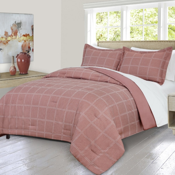 Softesse™ Luna 3 Piece Comforter Set