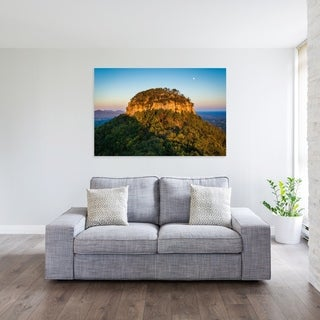 Noir Gallery Pilot Mountain View in North Carolina Fine Art Photo Print