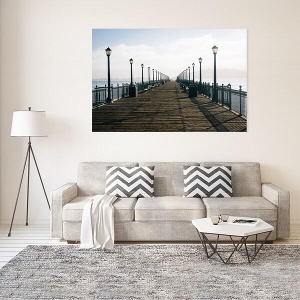 Noir Gallery Pier 7 in San Francisco Fine Art Photo Print
