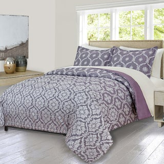 Softesse™ Cartouche 3 Piece Comforter Set