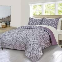 Softesse™ Cartouche 3 Piece Comforter Set