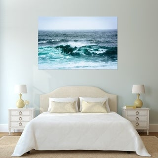 Noir Gallery Waves in the Pacific Ocean in Big Sur, California Fine Art Photo Print