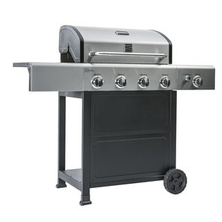 Kenmore 4 Burner plus Side Burner with Stainless Steel Lid Grill