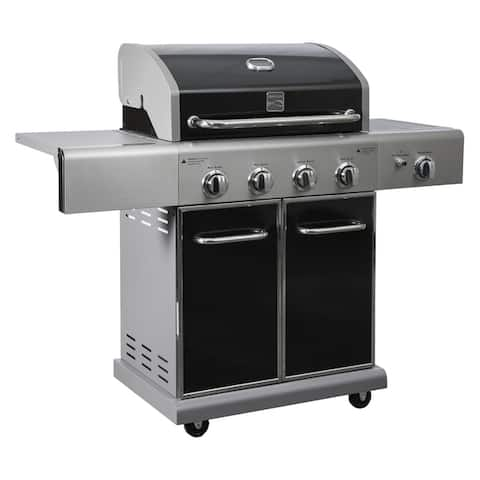 Kenmore 4 Burner plus Side Burner Grill