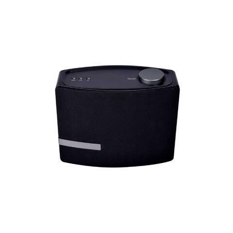 Naxa NAS-5001 Bluetooth Smart Speaker - 10 W RMS - Alexa Supported - Black