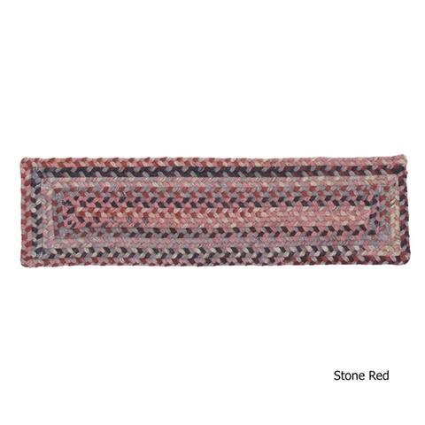 Wool Braided Reversible Rug