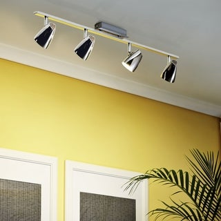 Link to Eglo Corbera 4-Light Track Light Similar Items in Track Lighting