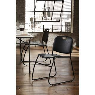 COSCO Commercial Contoured Back Black Resin Stacking Chair (Pack of 4)|https://ak1.ostkcdn.com/images/products/16982233/P23266294.jpg?impolicy=medium