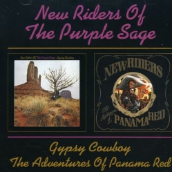 New Riders Of The Purple Sage - Gypsy Cowboy/The Adventure of Panama Red