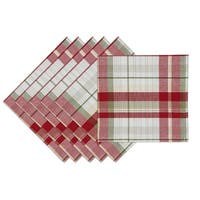 Orchard Plaid Napkin ( Set of 6)