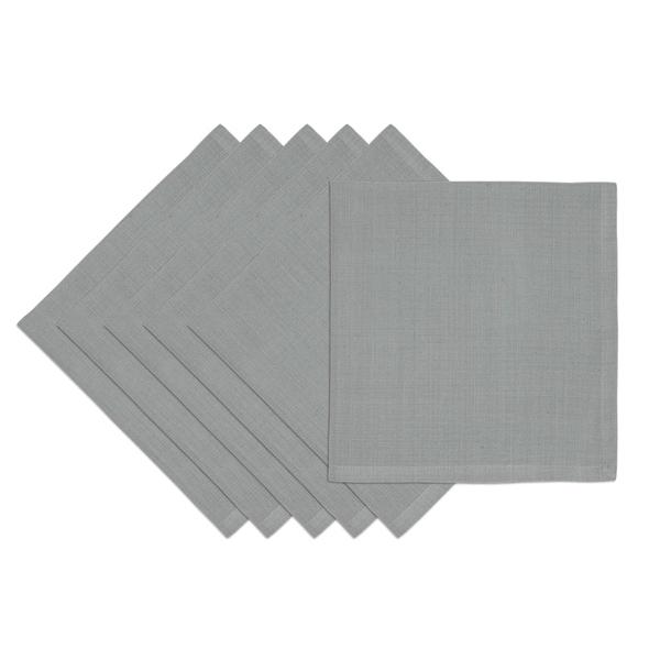 Dove Grey Napkin (Set of 6)