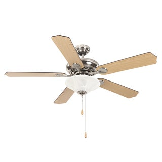 "Yosemite Home Décor Whitney Collection 52"" Indoor Ceiling Fan"