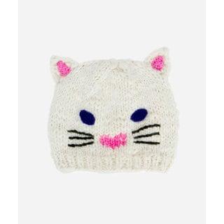 San Diego Hat Company Kids Cat Ear Knit Beanie-Cat