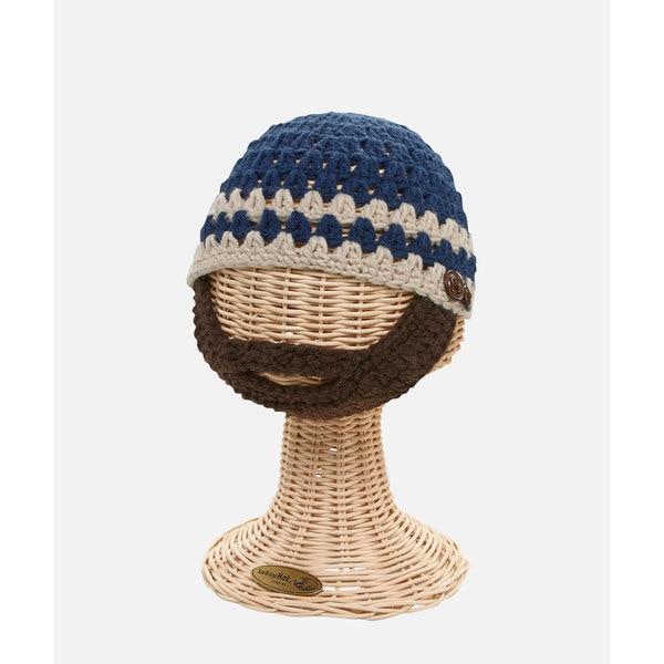 San Diego Hat Company Kids Crochet Detachable Beard-Beard