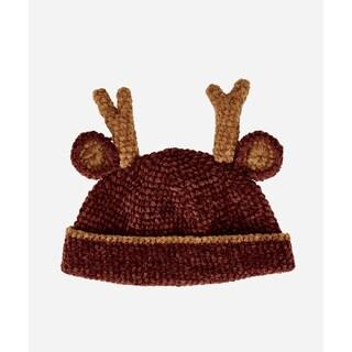 San Diego Hat Company Toddler Crochet Deer-Deer