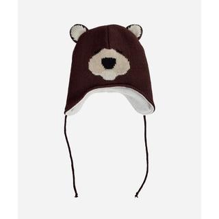 San Diego Hat Company 1-2 Toddler Bear Beanie-Bear